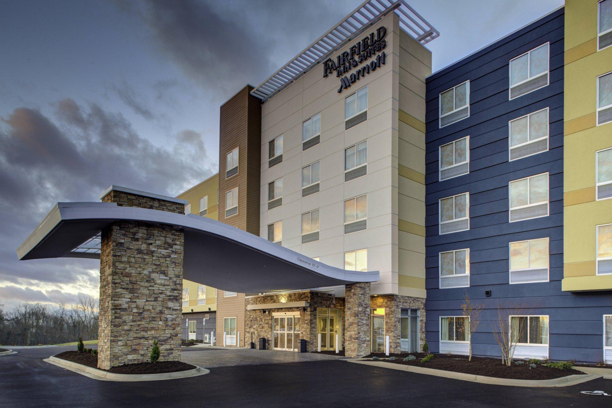 Fairfield Inn & Suites Roanoke Salem