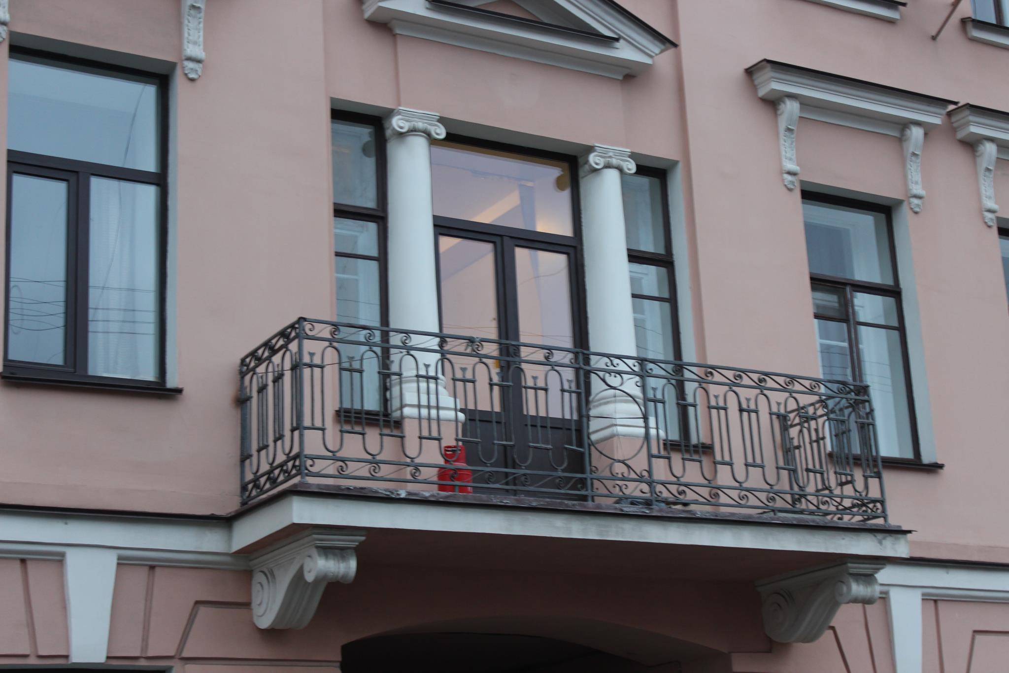 Lion's Bridge Apartments