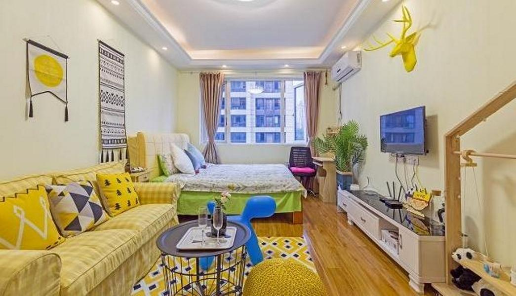Romantic Apartment With 1 Bed