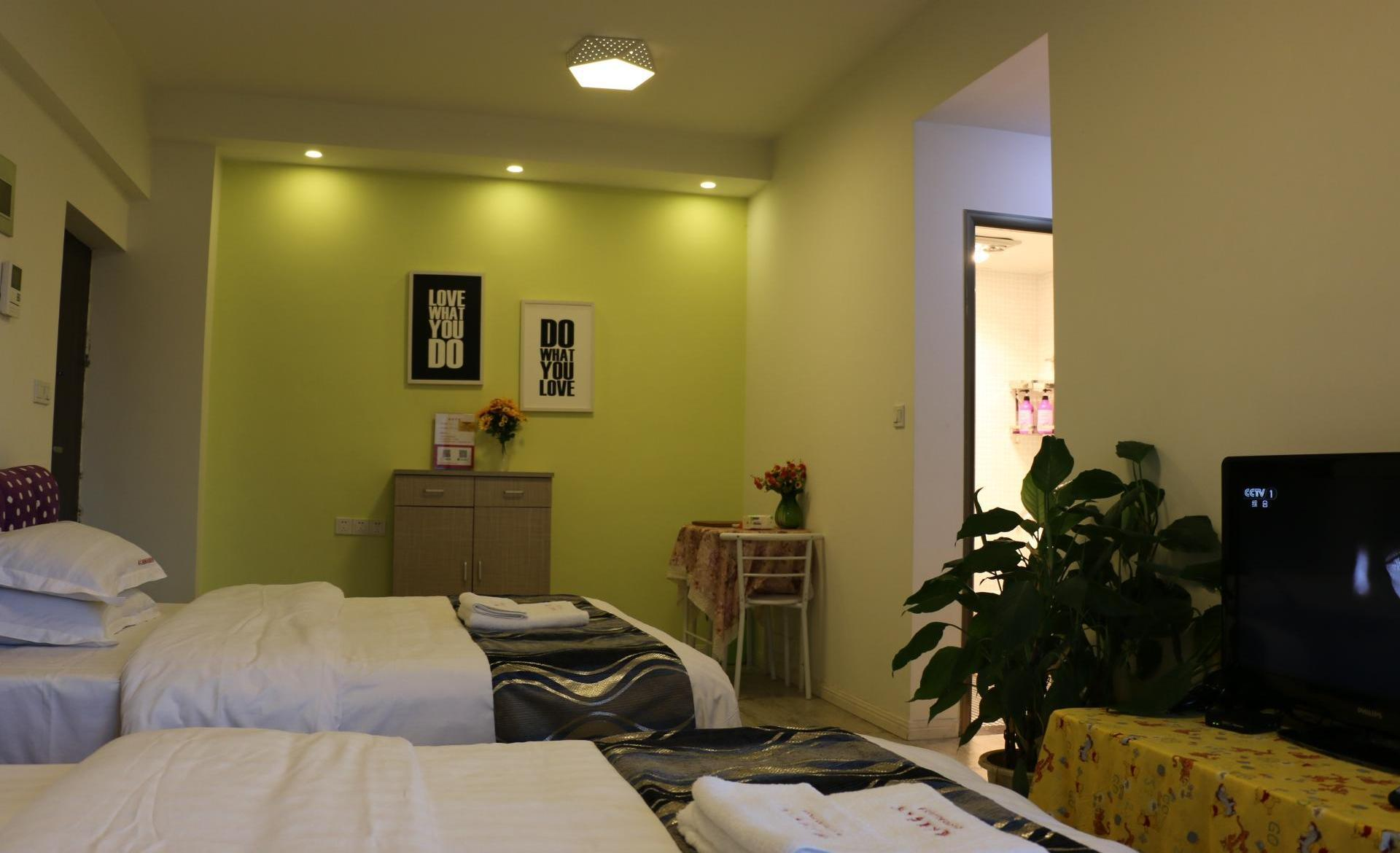 2 Beds Apartment Business Choice