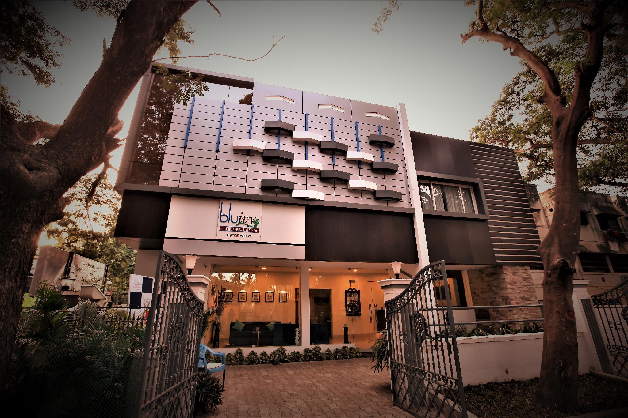 Blu Ivy Serviced Apartment   Korattur