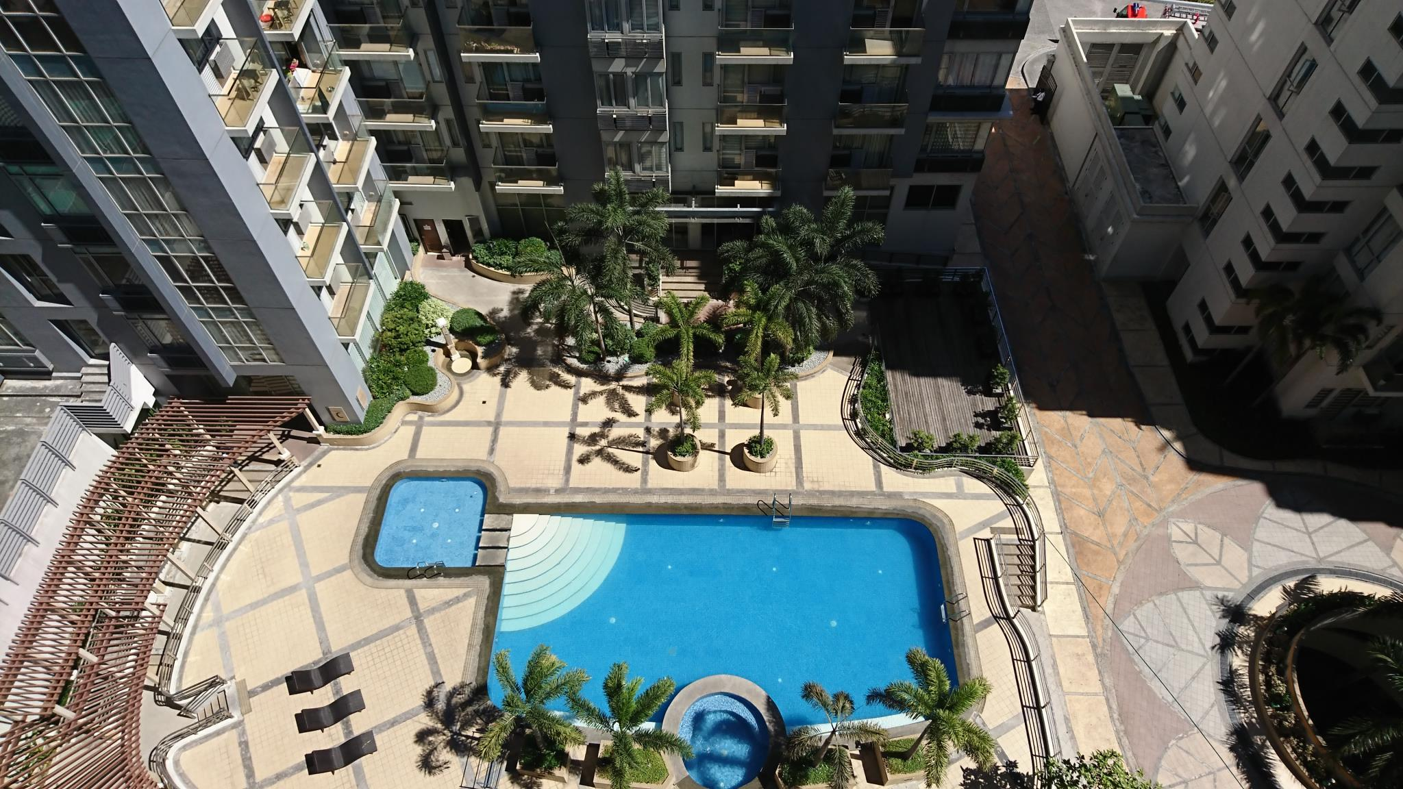 One Palmtree 2BR Across Airport Newport Pasay City