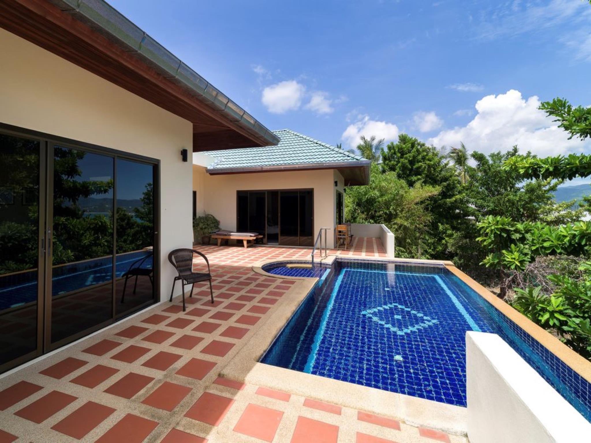 4 Bedroom Sea View Villa - Pad Thai 4 Bedroom Sea View Villa - Pad Thai
