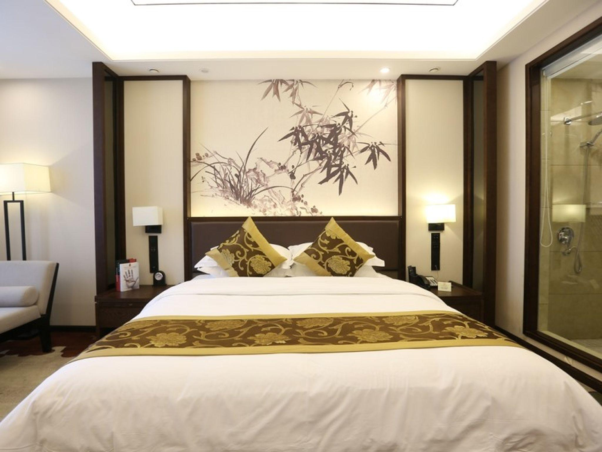 Review GreenTree Eastern Tongcheng Economic Development District Tianhong Hotel
