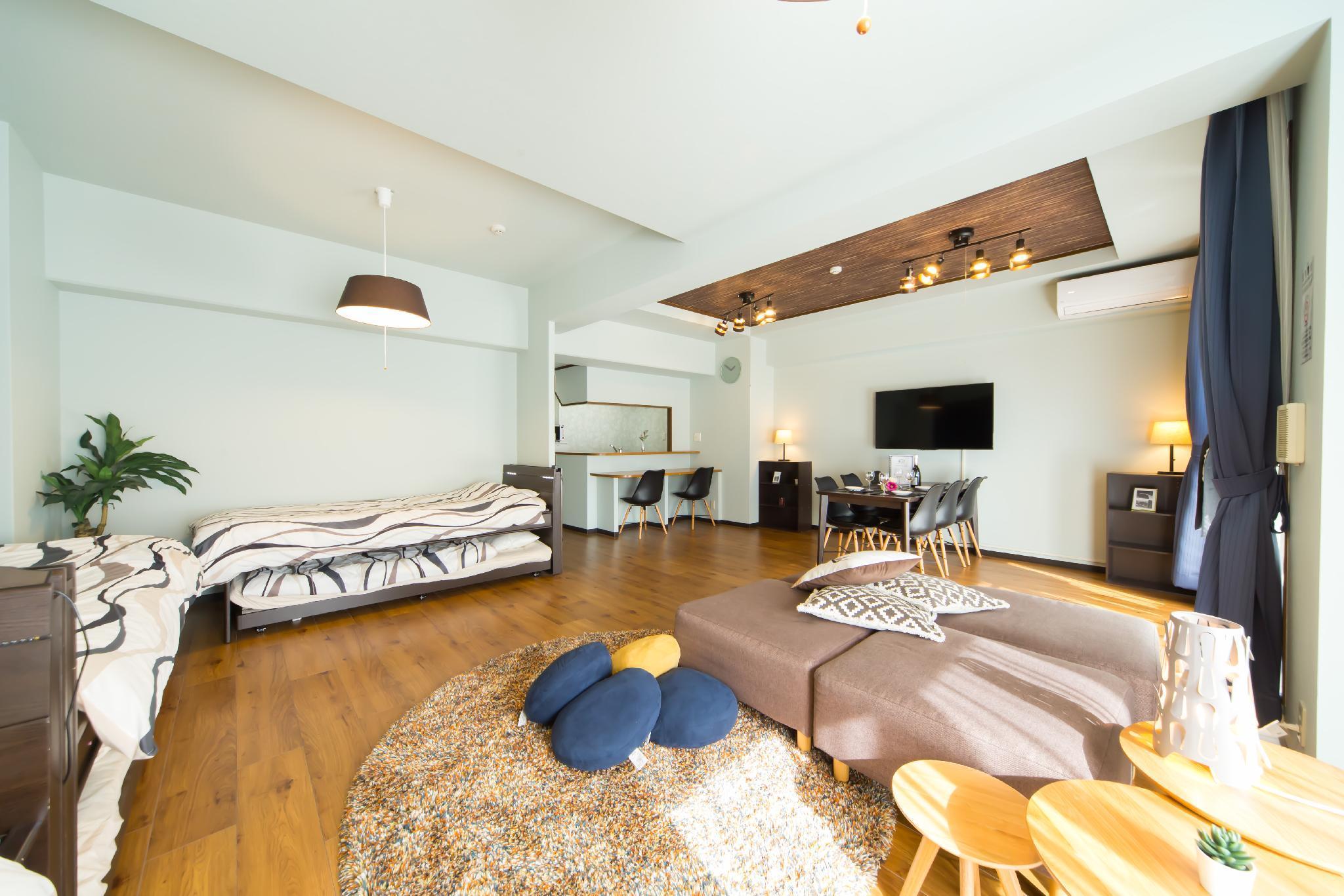 Apatel Suite In Dotonbori