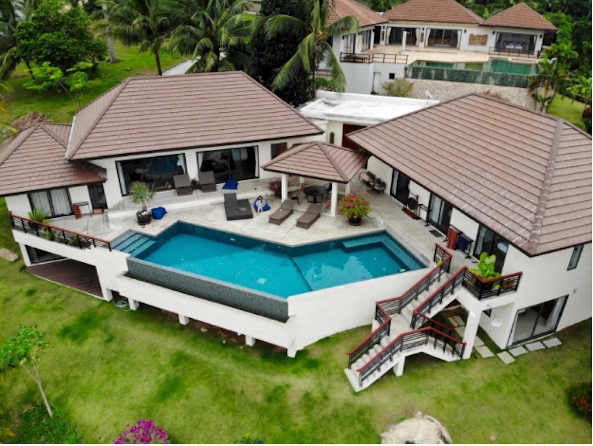 7 Bedroom Sea View Villa Angthong Hills 7 Bedroom Sea View Villa Angthong Hills