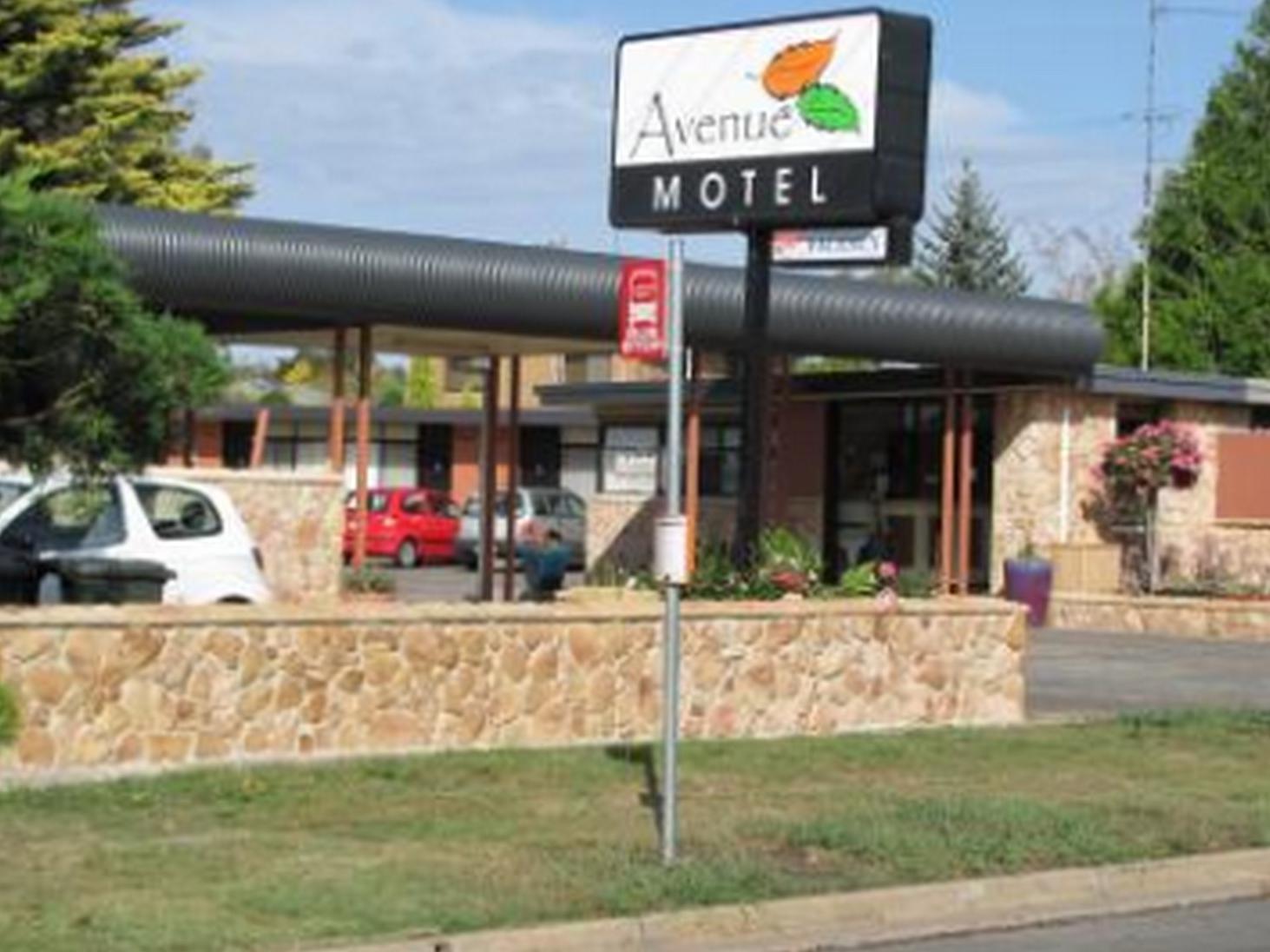 Avenue Motel Reviews