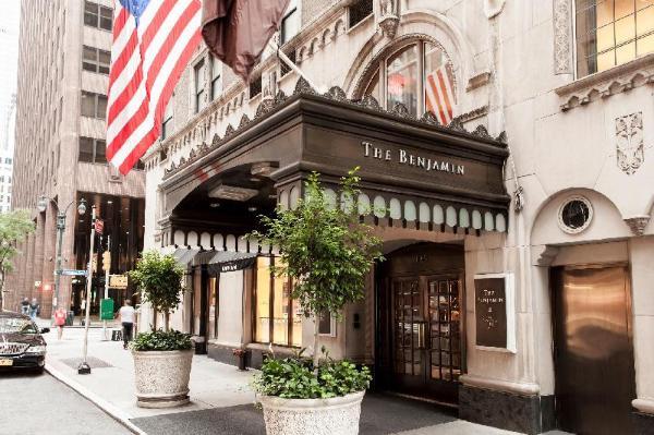 The Benjamin Hotel New York