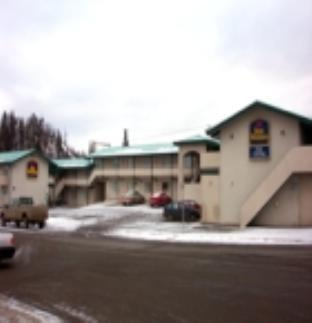 Riviera City Centre Inn Downtown Prince George