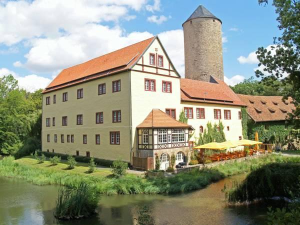 Hotel And Spa Wasserschloss Westerburg