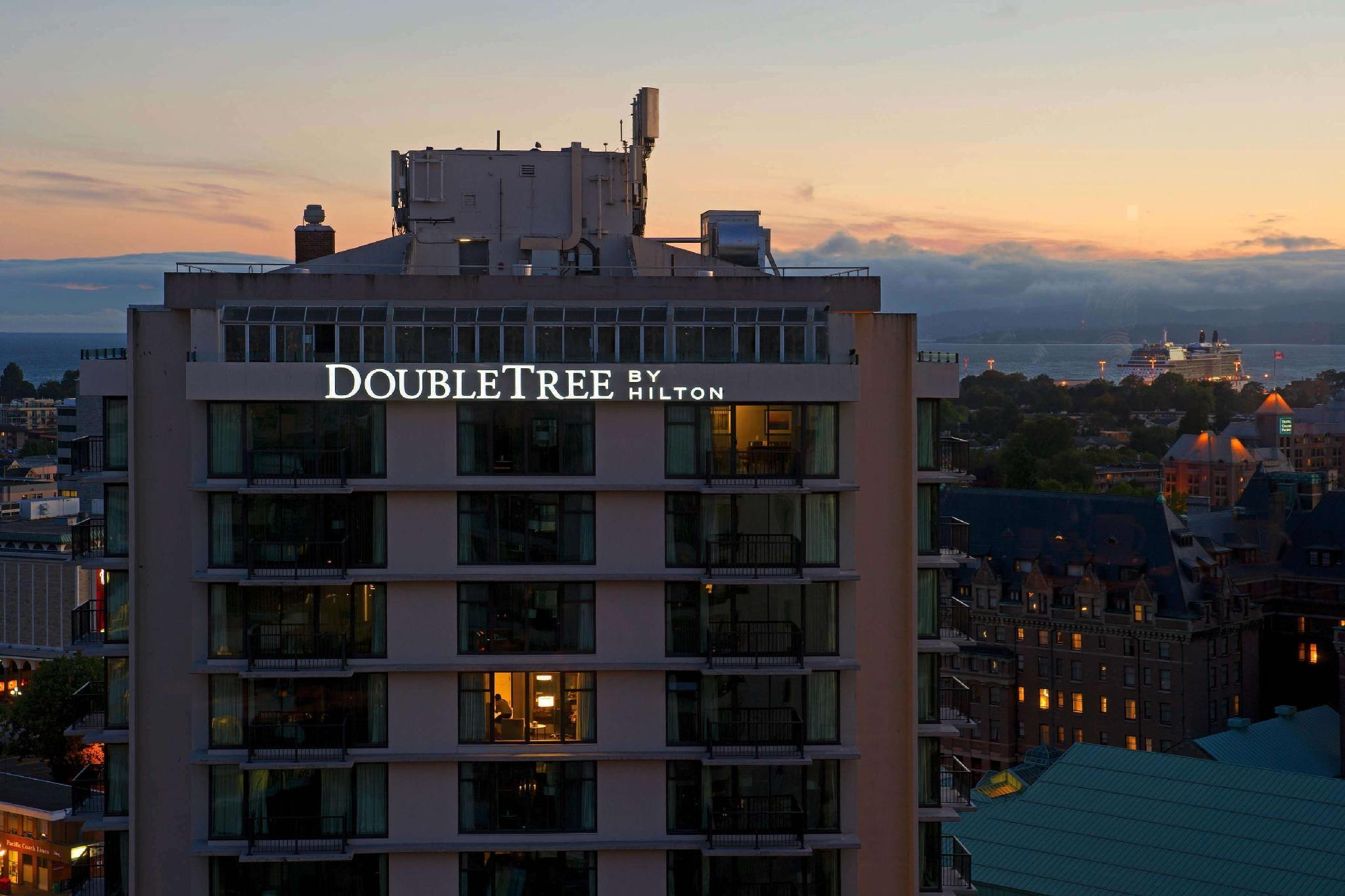 DoubleTree By Hilton Hotel And Suites Victoria