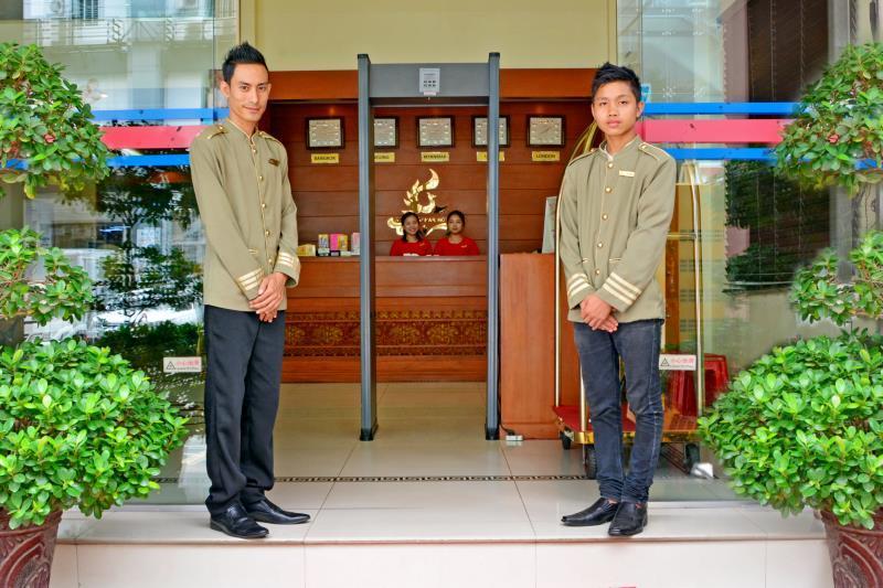 Gold Yadanar Hotel