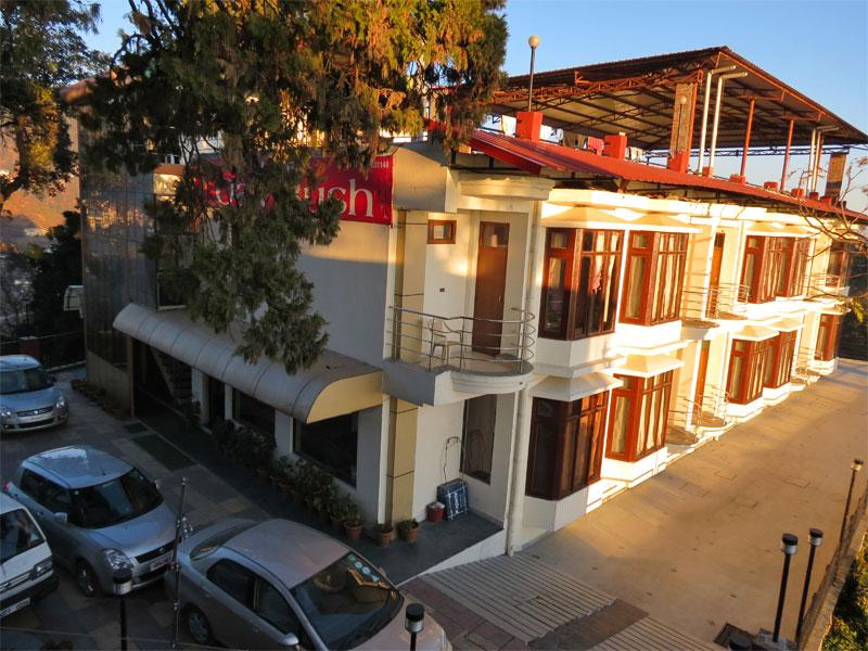 Hotel Oak Bush