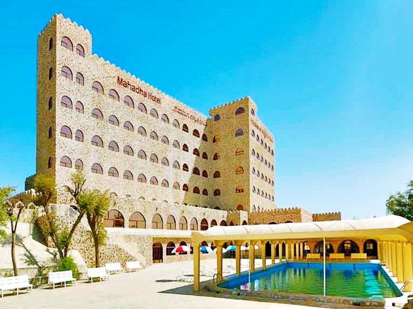Mahadha Hotel