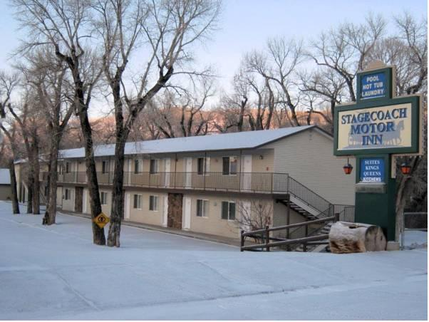 Stagecoach Inn And Suites