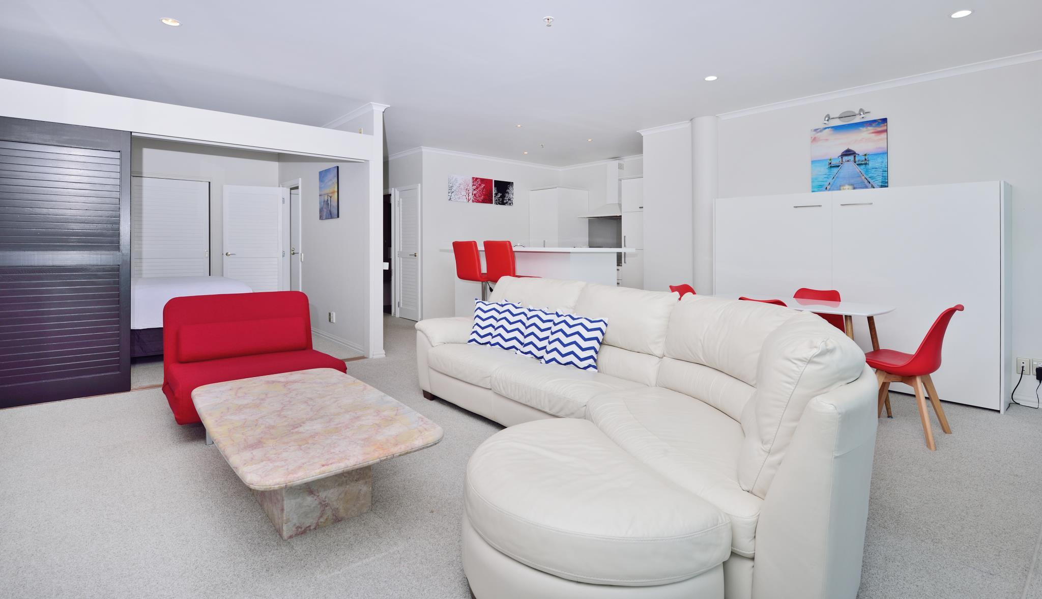 Waterfront Apartment On Princes Wharf Auckland CBD