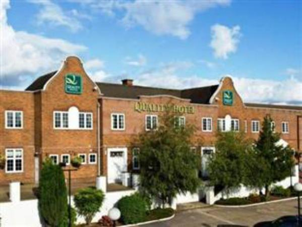 Quality Hotel Coventry Coventry