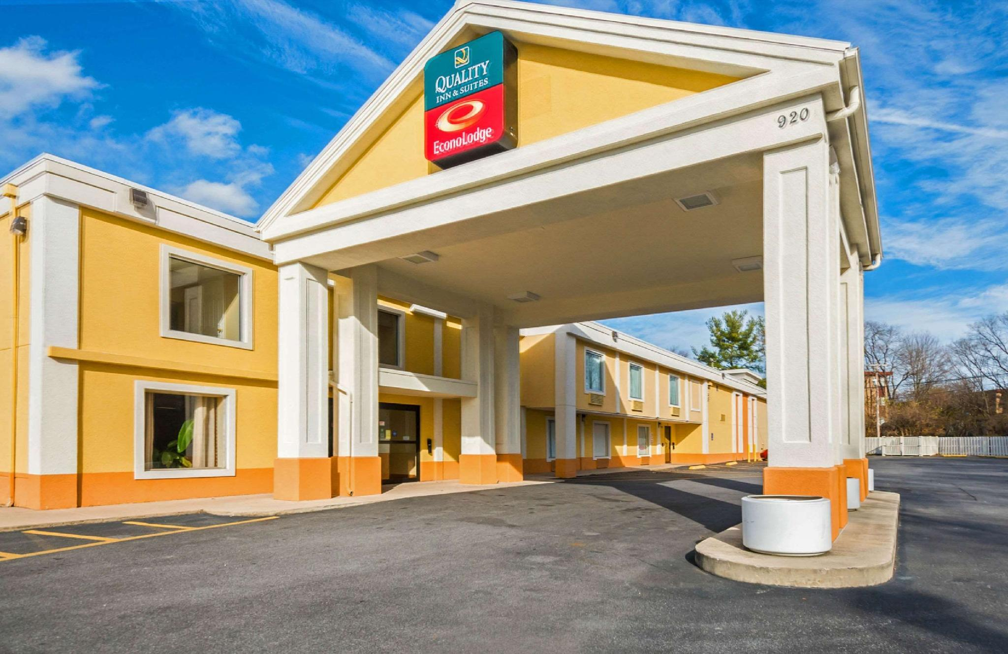 Quality Inn And Suites Hagerstown