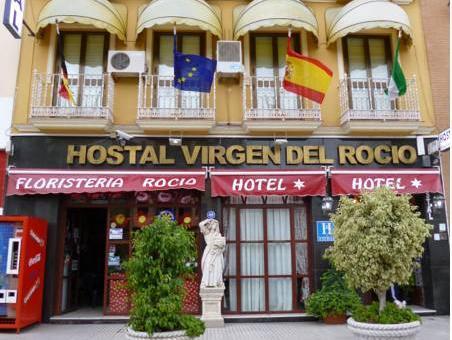 Hostal Virgen Del Rocio