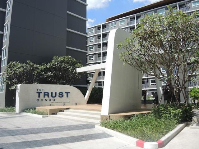 สตูดิโอ อพาร์ตเมนต์ 1 ห้องน้ำส่วนตัว ขนาด 35 ตร.ม. – เมืองชลบุรี – Trusts Amata