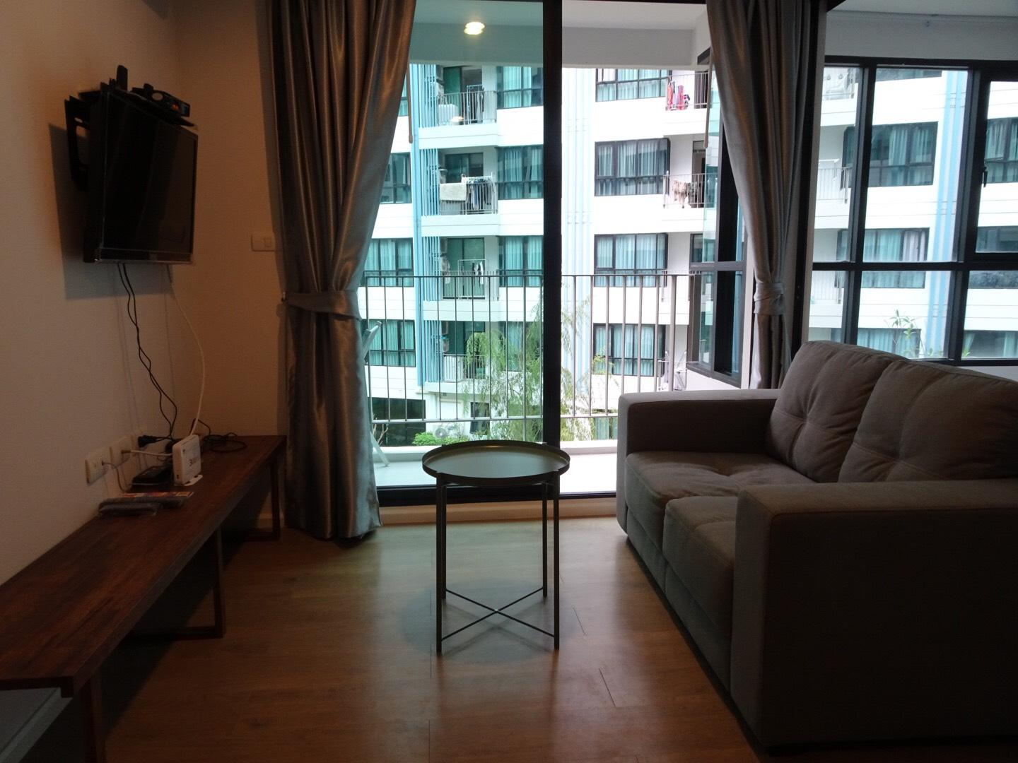 Review Centrio Condo by Wichanee (Free rent Motorbike)