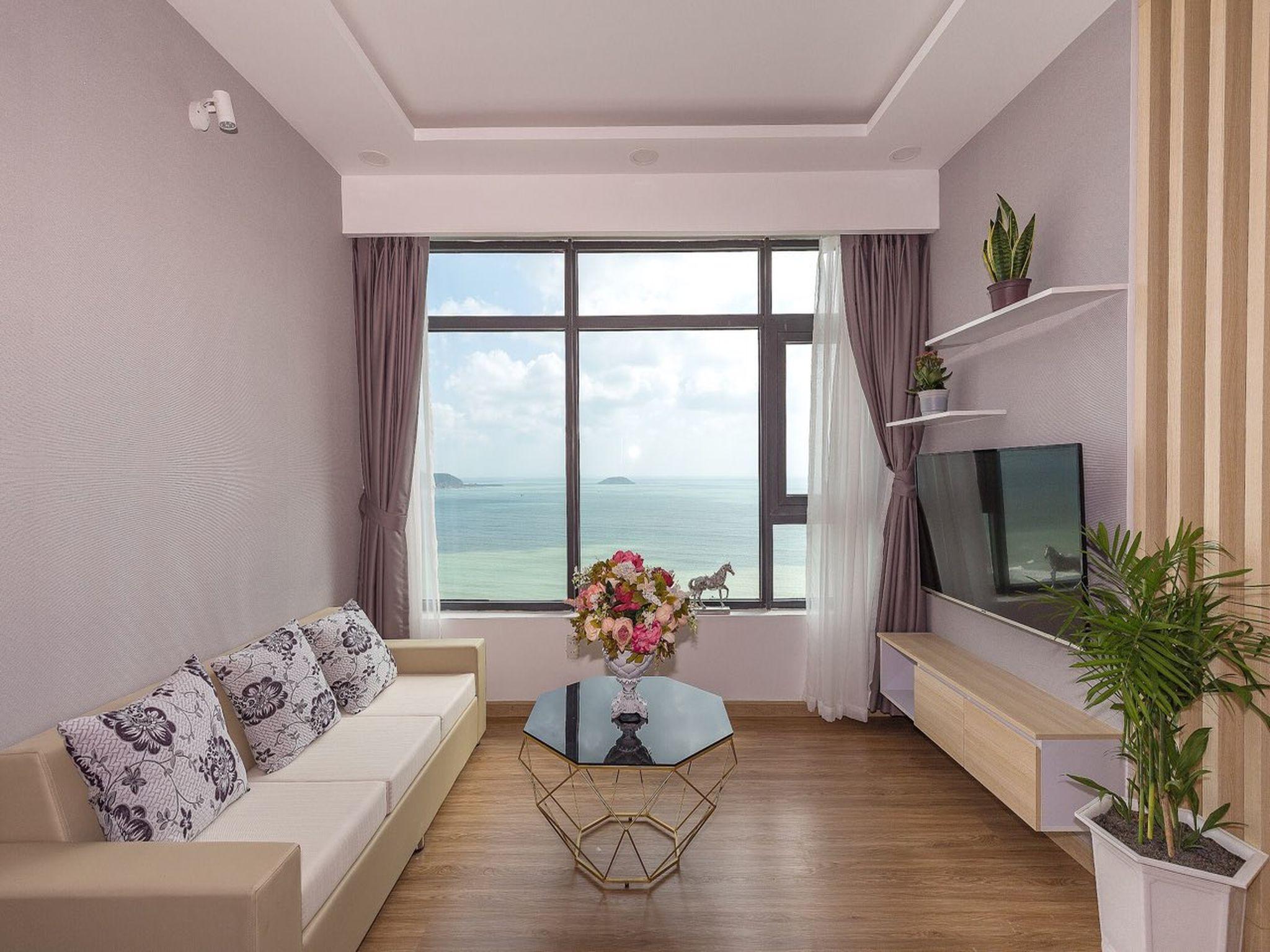 Victoria@ Warming Family Ocean Apartment A1