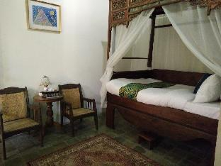 Ndalem Natan Royal Heritage - Single Room 1 Yogyakarta