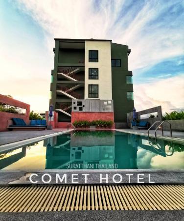 Comet Hotel Surat Thani Surat Thani