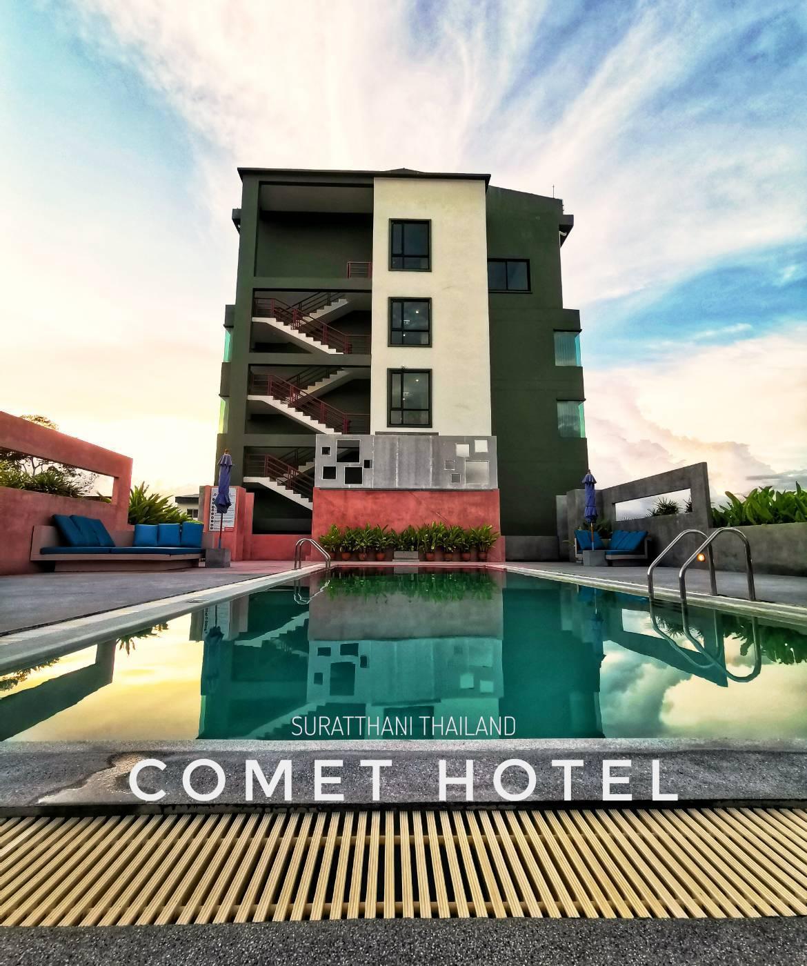 Comet Hotel Surat Thani Comet Hotel Surat Thani