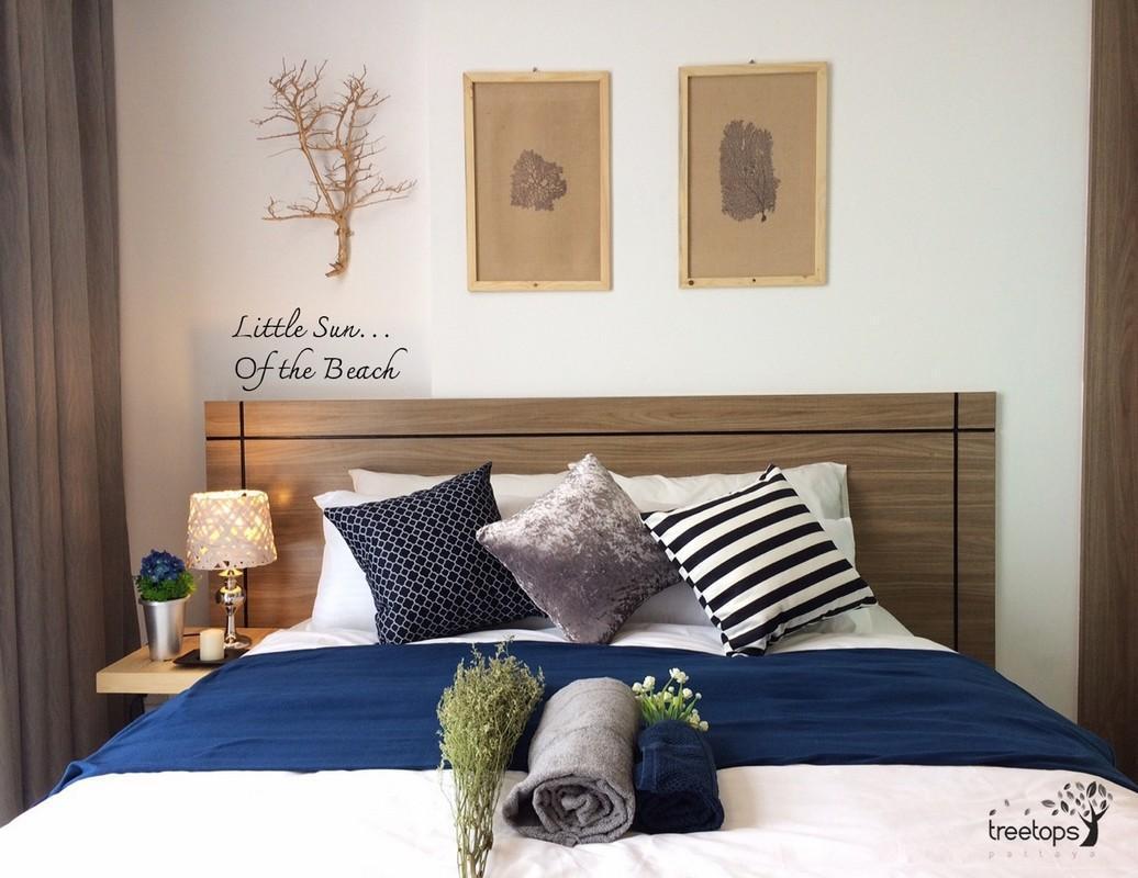 Treetops In South Pattaya  Studio Sofa Bed