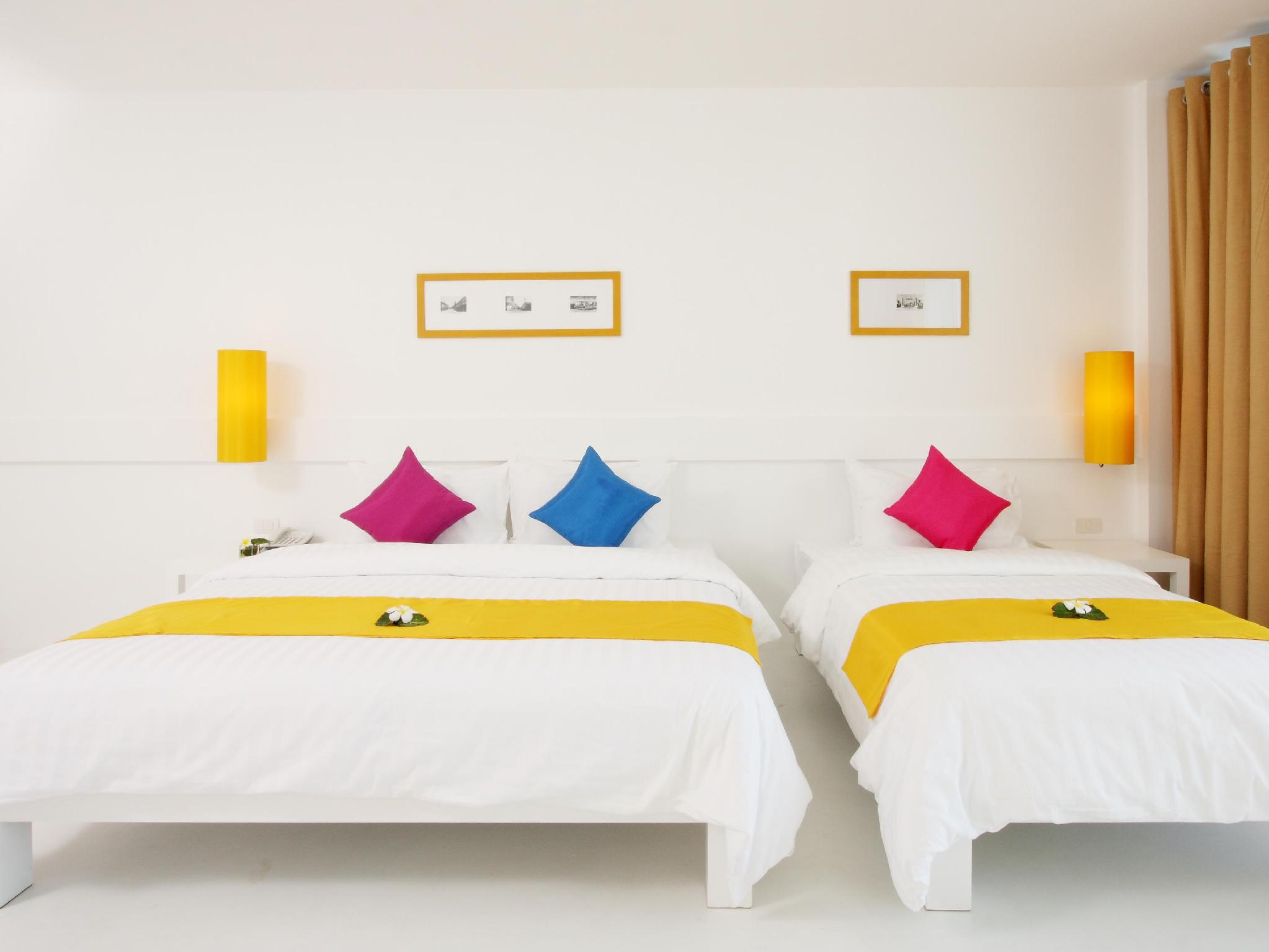 The Old Phuket Karon Beach Resort ดิ โอลด์ ภูเก็ต กะรน บีช รีสอร์ท