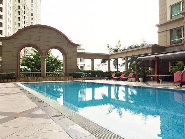 Luxury Apartment in The Manor Ho Chi Minh City