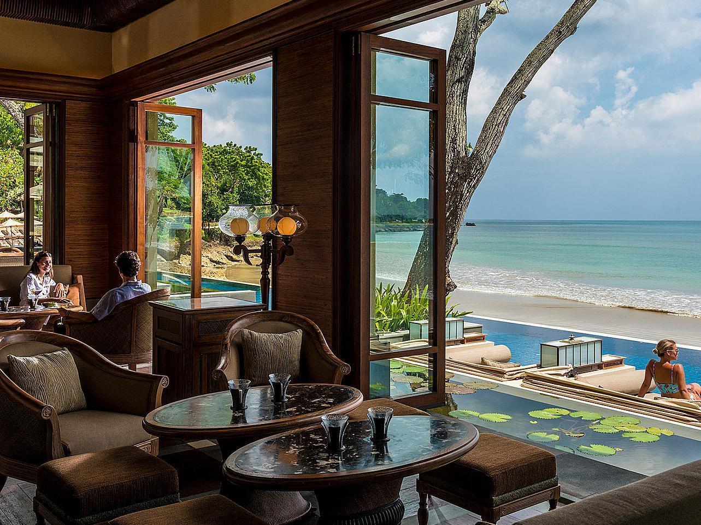 Four Seasons Resort Bali At Jimbaran Bay Bali Indonesia