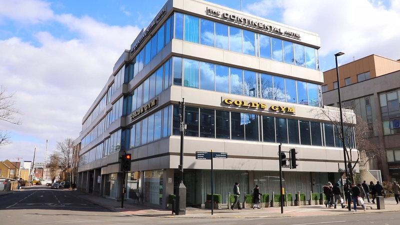 Continental Hotel Heathrow