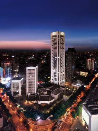 Jinling Hotel Nanjing Nanjing
