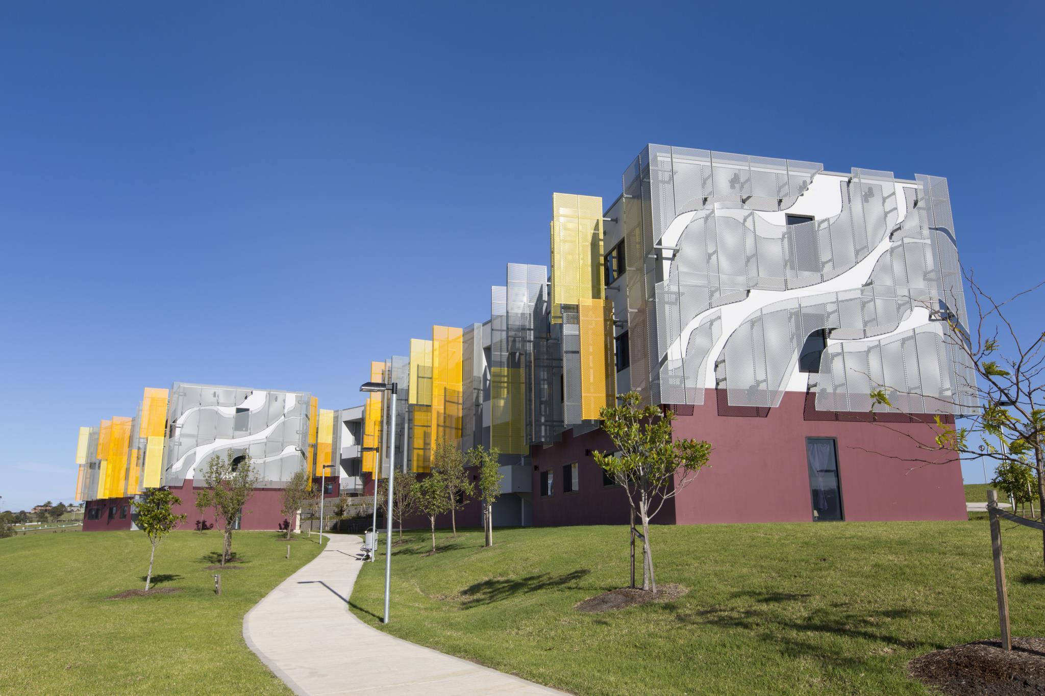 Western Sydney University Village Penrith