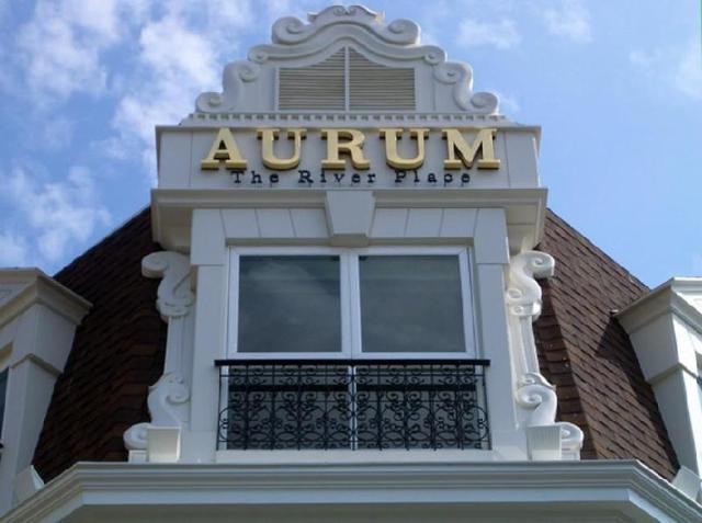 ออรั่ม เดอะ ริเวอร์ เพลซ – Aurum The River Place