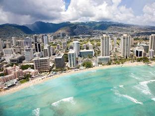 Royal Garden Hotel at Waikiki