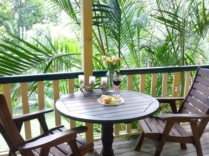 Reviews The Falls Montville Rainforest Cottages