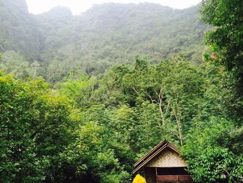 Khao Sok Green Mountain View Bungalows เขาสก กรีน เมาน์เท็น วิว บังกะโล