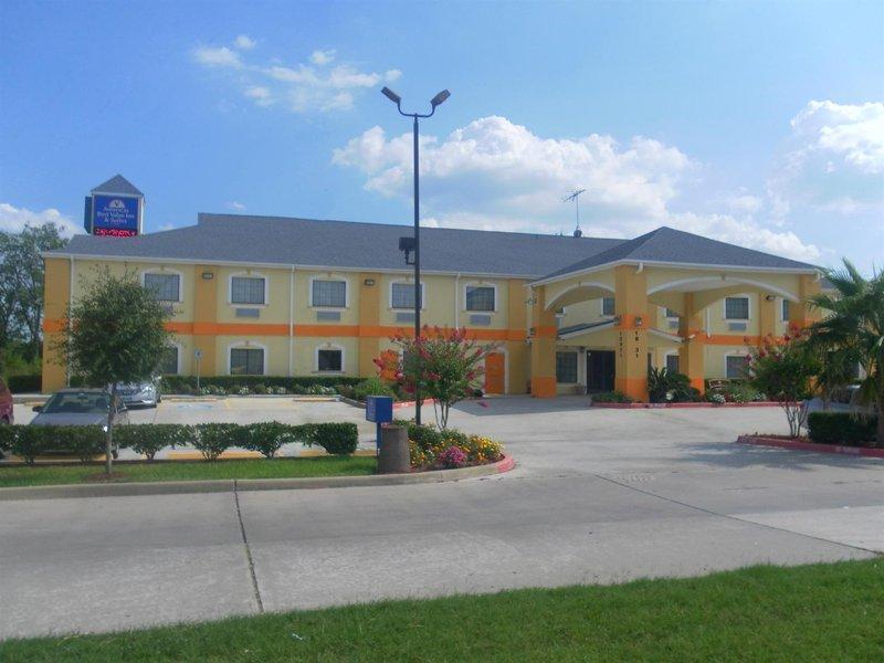 Americas Best Value Inn And Suites Bush Intl Airport