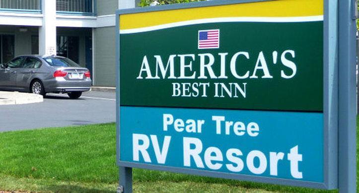Americas Best Value Inn Phoenix Ashland