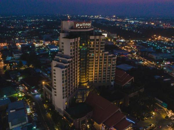 Pullman Khon Kaen Raja Orchid Hotel Khon Kaen