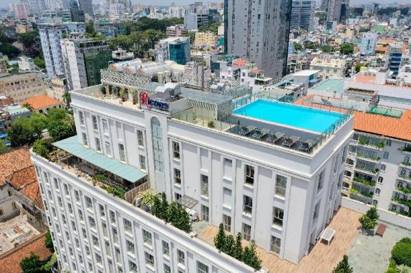 Saigon Pavillon Serviced Apartment Ho Chi Minh City