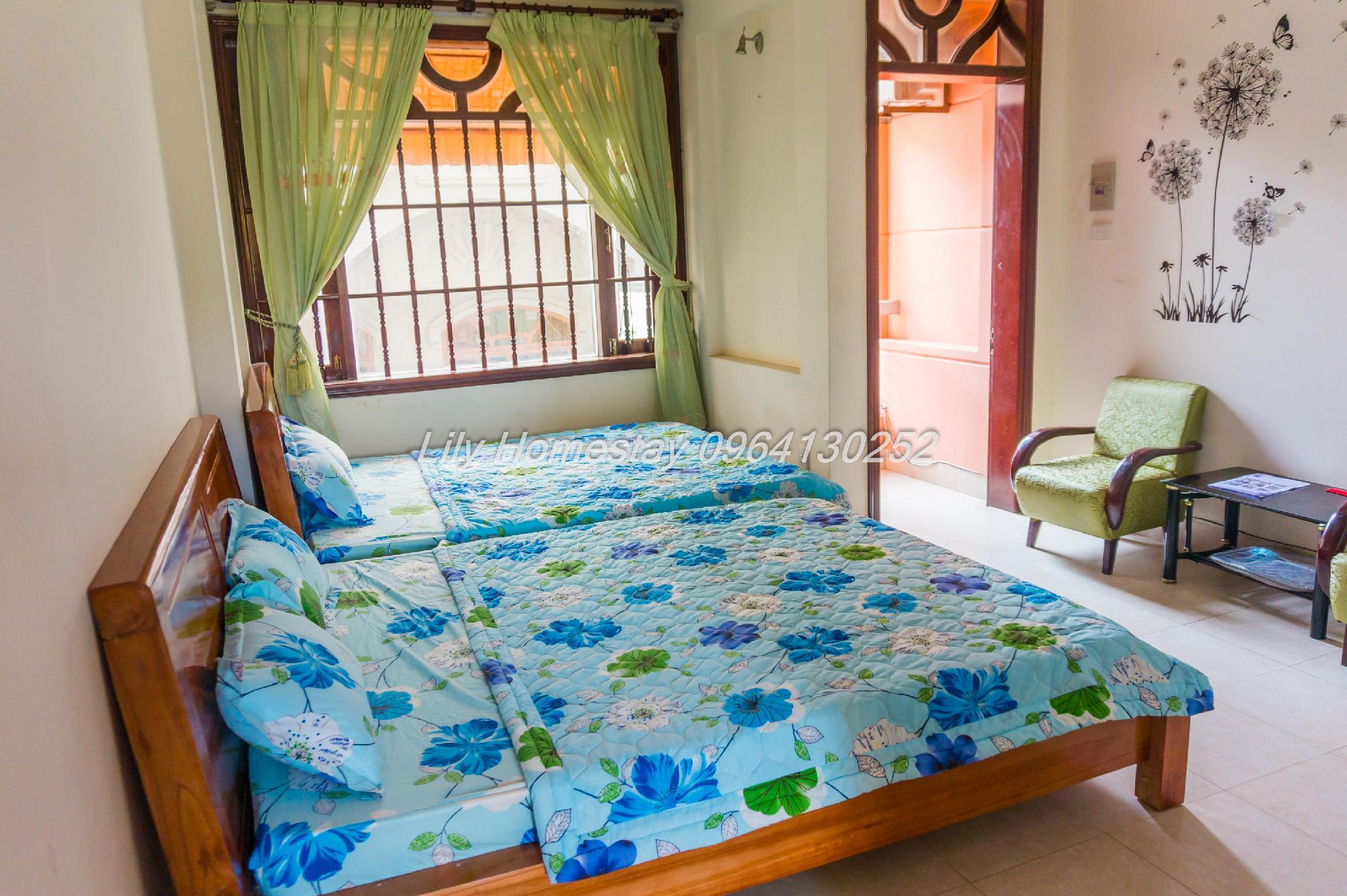 Lily Homestay   Economy Twin  Double