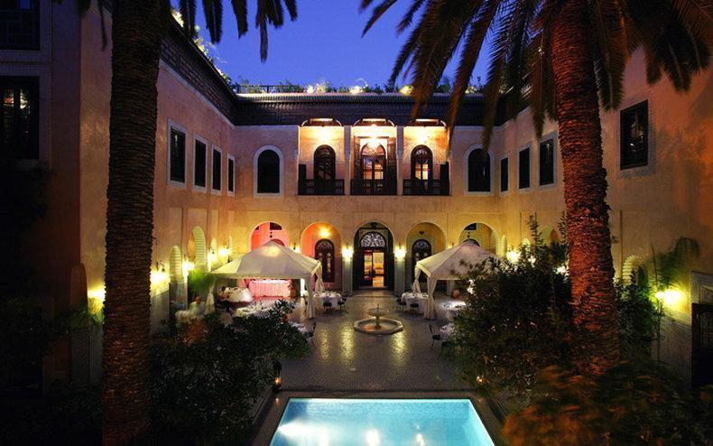Palais Sheherazade And Spa