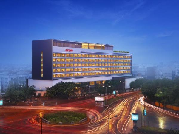 The Gateway Hotel EM Bypass Hotel Kolkata
