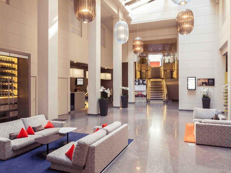 Hotel Mercure Nantes Centre Grand