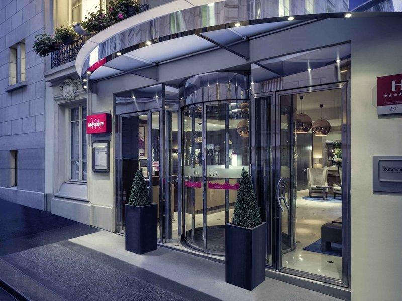 Mercure Paris La Sorbonne Saint Germain des Pres Hotel