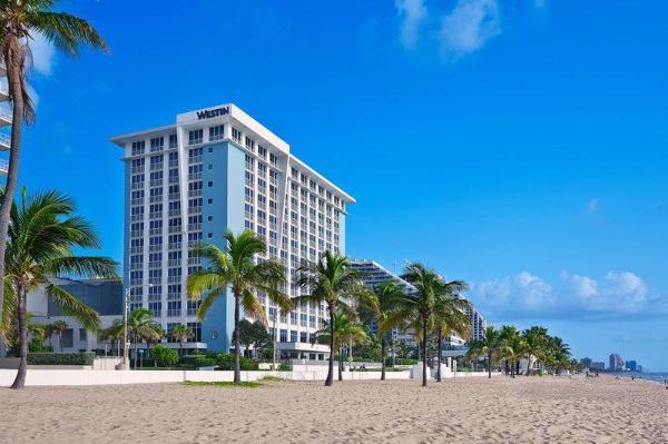 The Westin Fort Lauderdale Beach Resort Fort Lauderdale